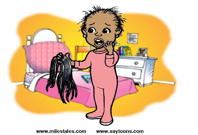 What Would You Do if Someone Put A Relaxer In Your Child's Hair Without Your Permission?